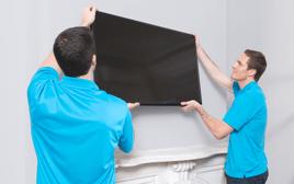 Tv mounting img